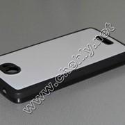 Силиконовый чехол cо вставкой Prestigio MultiPhone 5507 ***********Силиконовый чехол с вставкой Prestigio Mult фото