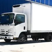 Автомобиль грузовой Isuzu NМR85H-22 Изотермический с рефрижератором фото