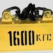 Держатель магнитный ДМ-1600 для захвата и транспортировки штучных плоских заготовок из ферромагнитных материалов в цехах металлоконструкций и механических. фото