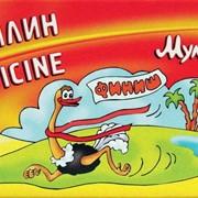 Пластилин МУЛЬТИКИ П со стеком, 6 цв., 120 г, (ГАММА) фото