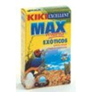 Корм Kiki Excellent Max Menu для экзотических птиц 30503 0.4кг фото