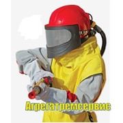 Шлемы пескотруйщика Comfort, Panorama, Aspekt- Contracor фото