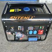Генератор SHTENLI PRO 5900 S-5.5кВт+Масло. фото