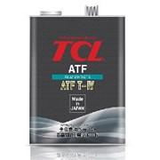 Жидкость для АКПП TCL ATF Type T-IV 4л фото