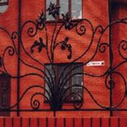 Ограды кованые (Житомир, Житомирская область) фото