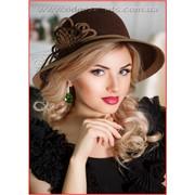 Фетровые шляпы Оливия модель A225-8 фото
