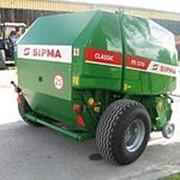 Рулонный пресс подборщик SIPMA СИПМА PS 1210 CLASSIC фото