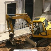 Техника дорожная строительная фото
