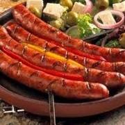 Колбаски, колбаски из баранины, немецкие колбаски, купить немецкие колбаски, продажа оптом немецких колбасок, немецкие колбаски Луцк. фото