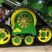 Гусеничные системы Poluzzi TR3636-ST CTF0036-ST + CTR0036-ST для тракторов фото