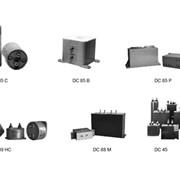 Конденсаторы для постоянного тока (серия DC85, DC86P, DC89HC, DC88M, DC45) фото