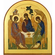 Реставрация икон в магазине Православный мир, ООО фото