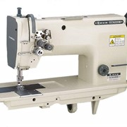 Швейные машины промышленные Промышленная одноигольная беспосадочная швейная машина TYPICAL GC-6220M (игольное продвижение сверху) фото