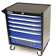 Garopt GT7956.blue – тележка для хранения инструмента 6 ящиков фото
