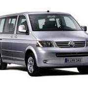 Минивэн Volkswagen Multivan фото