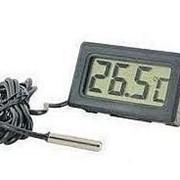 Термометр цифровой WSD-10 с выносным датчиком 1м фото