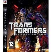 Игра для ps3 Transformers: Revenge of The Fallen фото