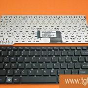 Клавиатура для ноутбука Sony Vaio VGN-CW Series Black TOP-67871 фото
