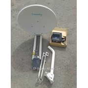 Комплект оборудования для спутникового интернета Tooway фото