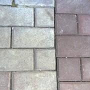 Восстановление тротуарной плитки фото