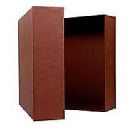 Макей Упаковка подарочная (коричневая) фото