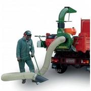 Оборудование для вакуумного сбора мусора Major PTO фото