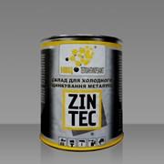 """Защитное покрытие для металла. Спецсостав """"Zintec"""" фото"""