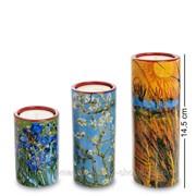Набор подсвечников Willows - Irises - Blossom Винсент Ван Гог (Museum Parastone) pr-TS01GO фото