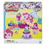 Игровой набор Вечеринка Пинки Пай Play-Doh фото