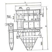 Золоуловитель батарейного типа БЦ - 512 -2- (6х6) фото