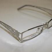 Оправа для очков женская СМ1082 silver фото