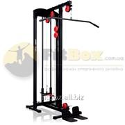Блоковый тренажер на свободных весах Marbo-Sport, art: MS-W105 фото