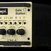 SPL GainStation 1 Одноканальный предусилитель микрофонный/инструментальный фото
