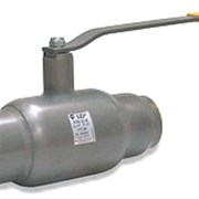 Кран шаровой LD Ду 65 Ру 25 сварка/резьба+пробка спускной с рукояткой фото