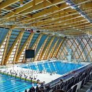Спортивные сооружения фото
