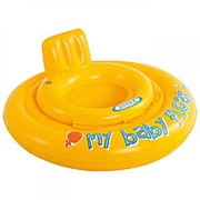 Круг для плавания с сиденьем 70см Intex 56585 фото