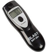 Алкотестер Blast BAT 201 высокоточный полупроводниковый, черный фото