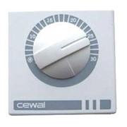 CEWAL RQ01 комнатный термостат воздуха для отопления и охлаждения. фото
