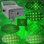 Лазерная цветомузыка Mini laser Stage Lighting LSS-020