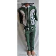Спортивный костюм мальчиковый Adidas на флисе на 2-5 лет, код товара 221231619 фото