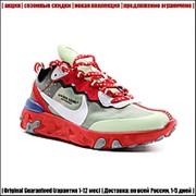 Кроссовки Nike React Element 55 Green   Скидки при заказе   фото
