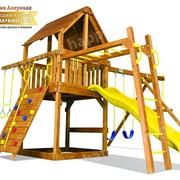 Детская игровая площадка Rainbow Американ Клубхаус III фото