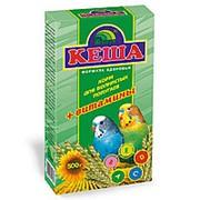 Корм КЕША для попугаев 500г (витамины) фото