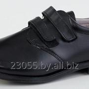 Туфли кожаные для мальчика (размер 28-33) фото