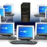 Построение локальных компьютерных сетей и сетей связи фото