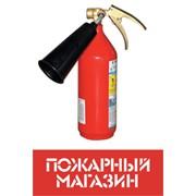 Огнетушитель углекислотный ОУ-1 (ВСЕ) фото