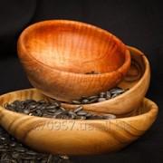 Изготовление деревянных тарелок фото
