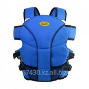 Рюкзак кенгуру SELBY Люкс голубой фото