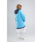 Куртка для девочки П3271 фото