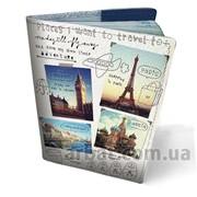 Обложка 01-01_71 для паспорта Кожа фото